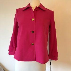 Calvin Klein Jackets & Coats - NWT Calvin Klein Pink Jacket 2